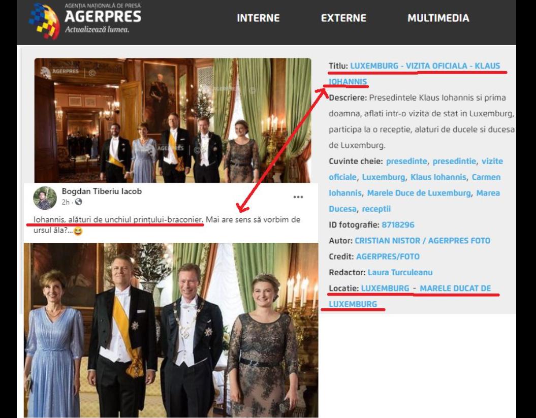 """""""Ia manipulare, neamuleeee!"""". Iohannis și marele urs, între ducele de Luxemburg și prințul de Liechtenstein"""