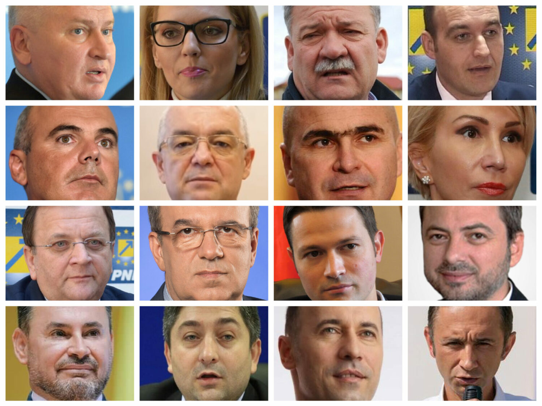 Lista liderilor PNL care se opun lui Orban și îl susțin pe Cîțu la șefia partidului