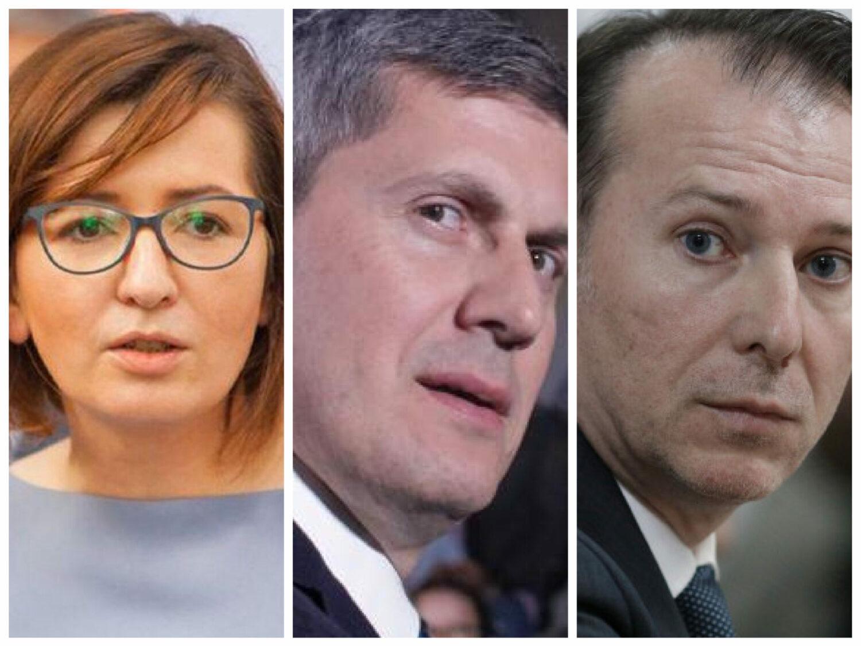 """Dan Barna, pro-Cîțu și anti-Ioana Mihăilă. """"Sunt optimist că vom trece de 5 milioane de vaccinați"""""""