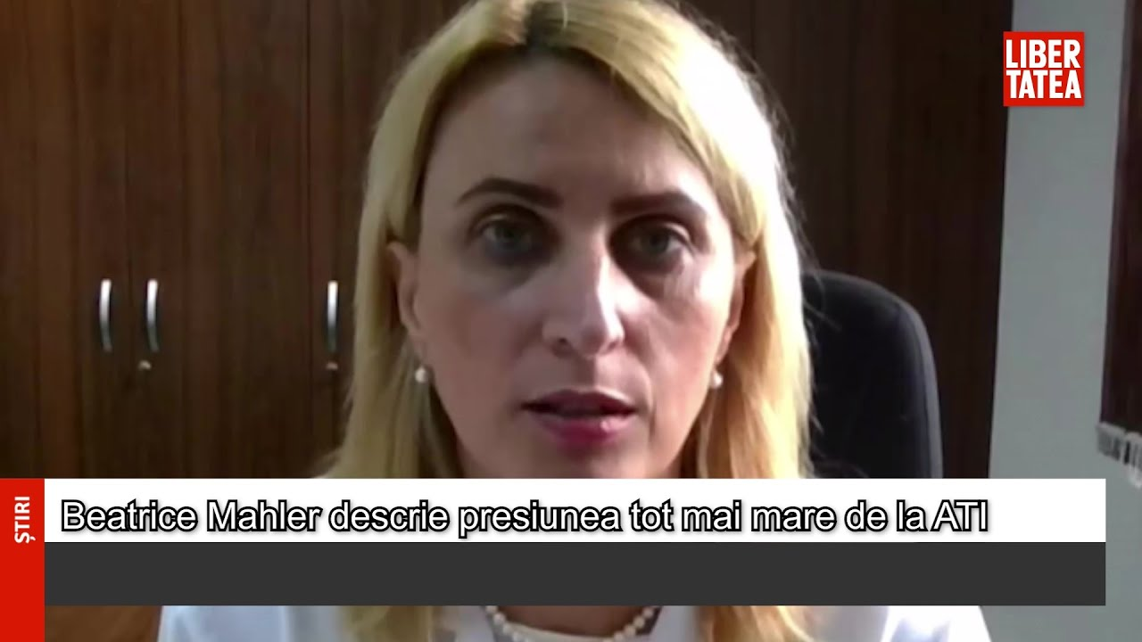"""Beatrice Mahler, de la eroina pandemiei la acuzații de falsuri și legături """"foarte apropiate"""" cu ex-ministrul Bodoc (PSD)"""
