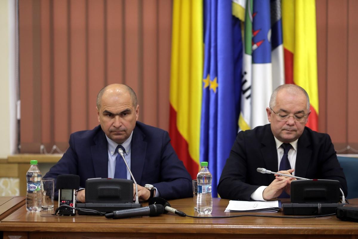 """Tandemul Boc-Bolojan contra Ludovic Orban? Sau este Cîțu alegerea """"aripii ardelene"""" la șefia PNL?"""