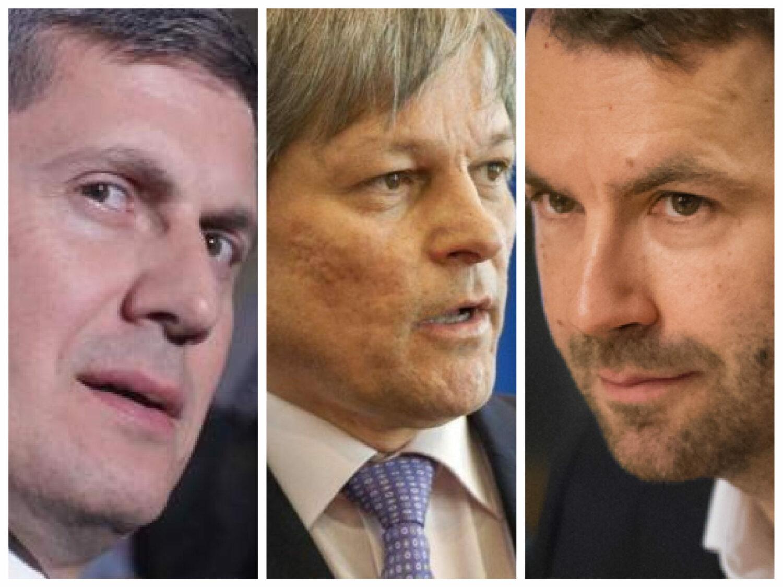 """Cioloș îl face praf pe Barna, care l-a numit """"omul sistemului"""", și acuză un """"sistem"""" de fradă în USRPLUS"""