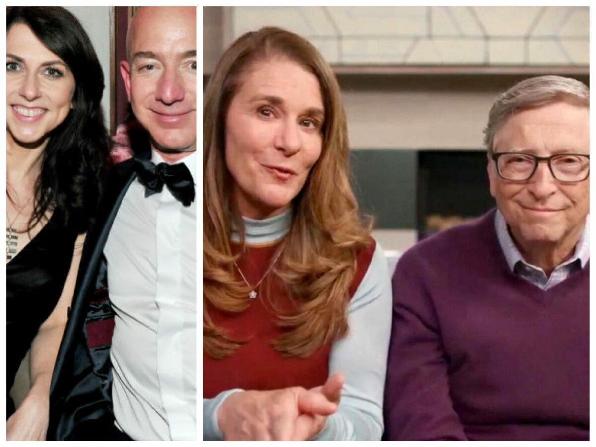 Patronul Amazon a plătit 38 de miliarde $ la divorț. O va depăși Melinda Gates pe fosta soție a lui Jeff Bezos?