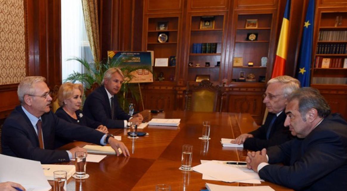Poza care explică de ce a angajat-o Isărescu pe Dăncilă la Banca Națională