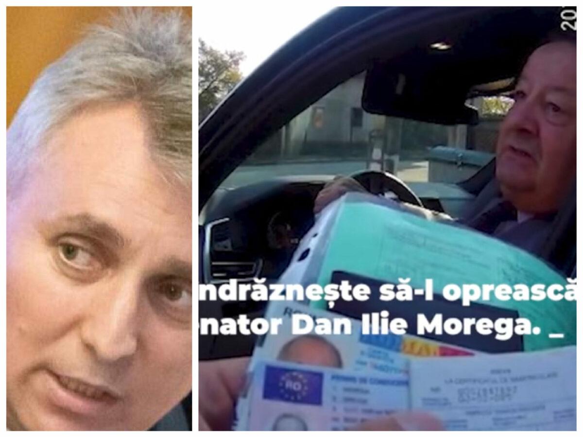 """VIDEO. Ministrul Bode, implicat?! De ce a fost """"executat"""" polițistul care l-a sancționat pe baronul Morega?"""