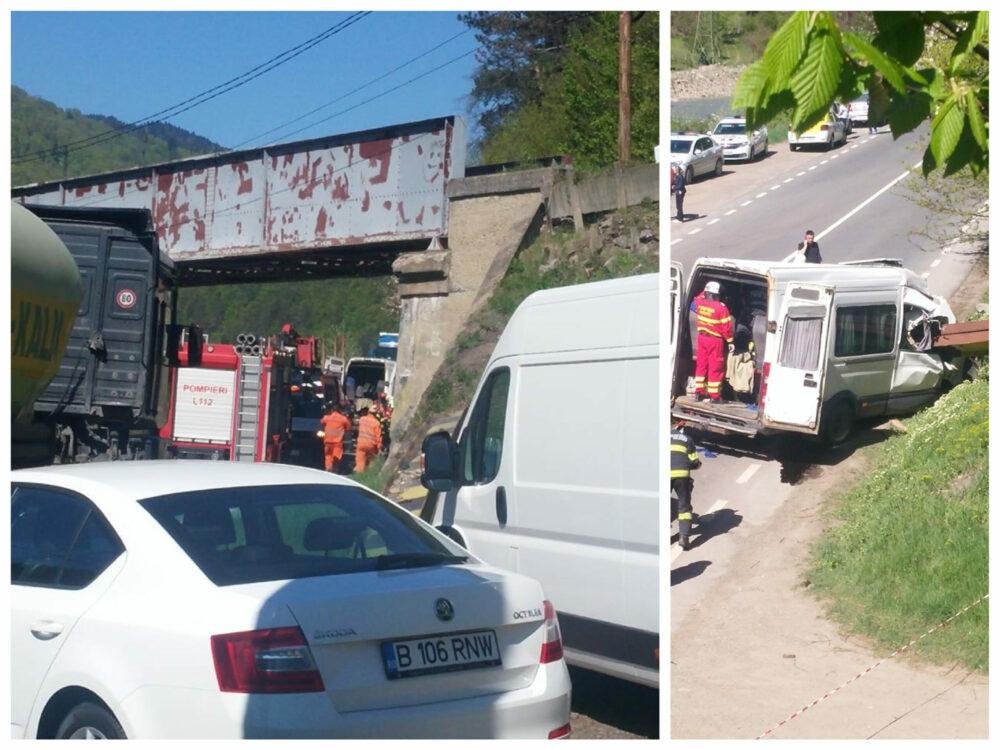 Țara în care TIR-urile spulberă poduri și vieți. Tragedia de la Neamț și accidentul din Covasna