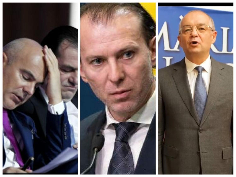 Mesajul lui Orban pentru Boc, Rareș Bogdan și ceilalți liberali care îl susțin pe Cîțu la șefia PNL