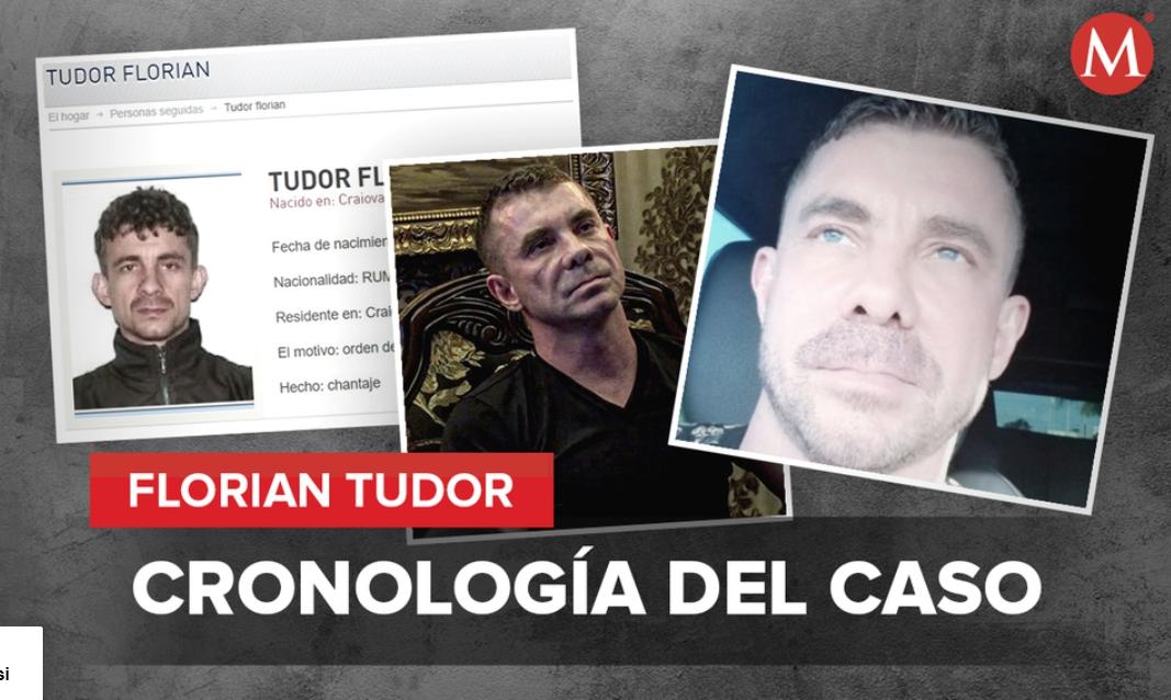 """VIDEO. Arestarea """"Rechinului"""" ne face de rușine în lume: """"Florian Tudor – liderul MAFIEI din România"""""""