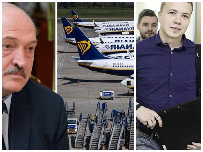 Cine este ziaristul pentru care avionul Ryanair a fost forțat să aterizeze la picioarele dictatorului Lukașenko