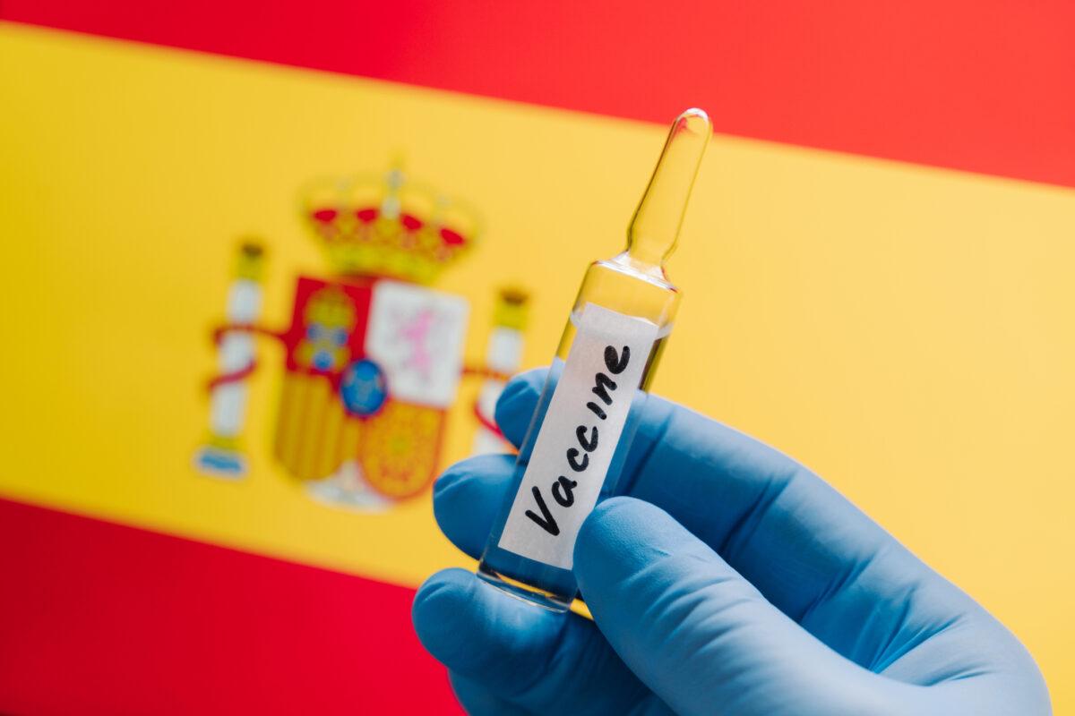 Cum a redus Spania decesele cu 90%, în doar trei luni. Vaccinarea – principalul motiv