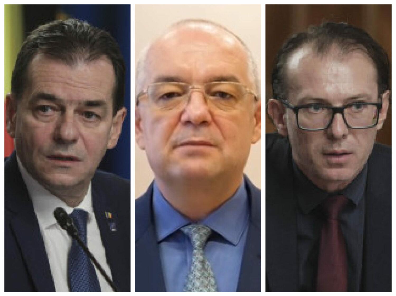 Alianța Boc-Iohannis și ultimul atac la Ludovic Orban. Primarul Clujului îl lovește dur pe liderul PNL