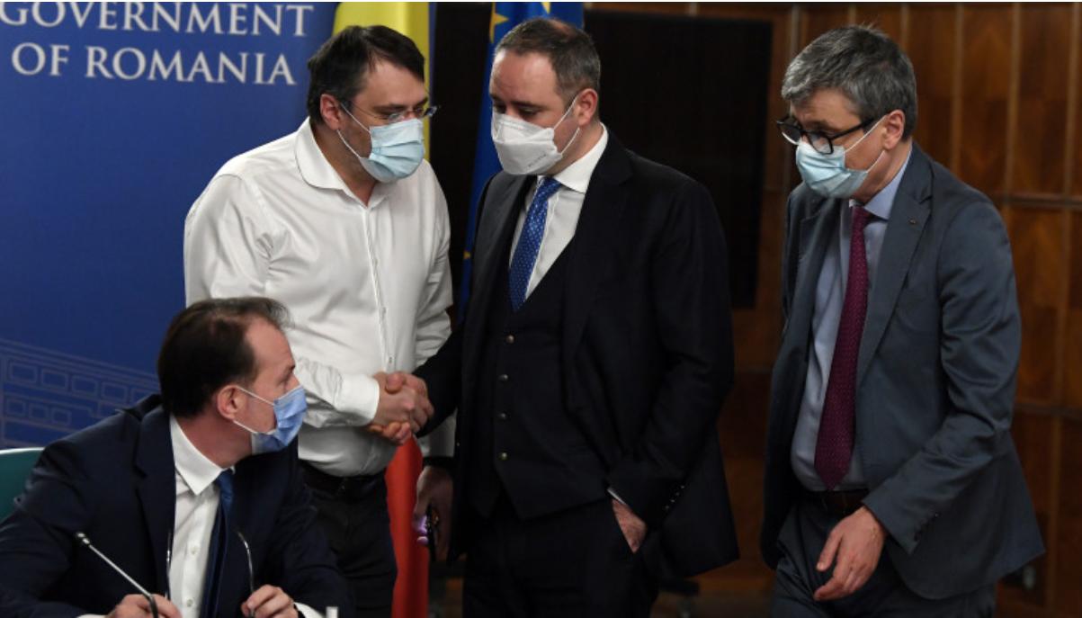 """Domnule Cîțu, banii înapoi! 133.000 €, un curs?! Europa a prins România că vrea să """"mulgă"""" bugetul UE"""