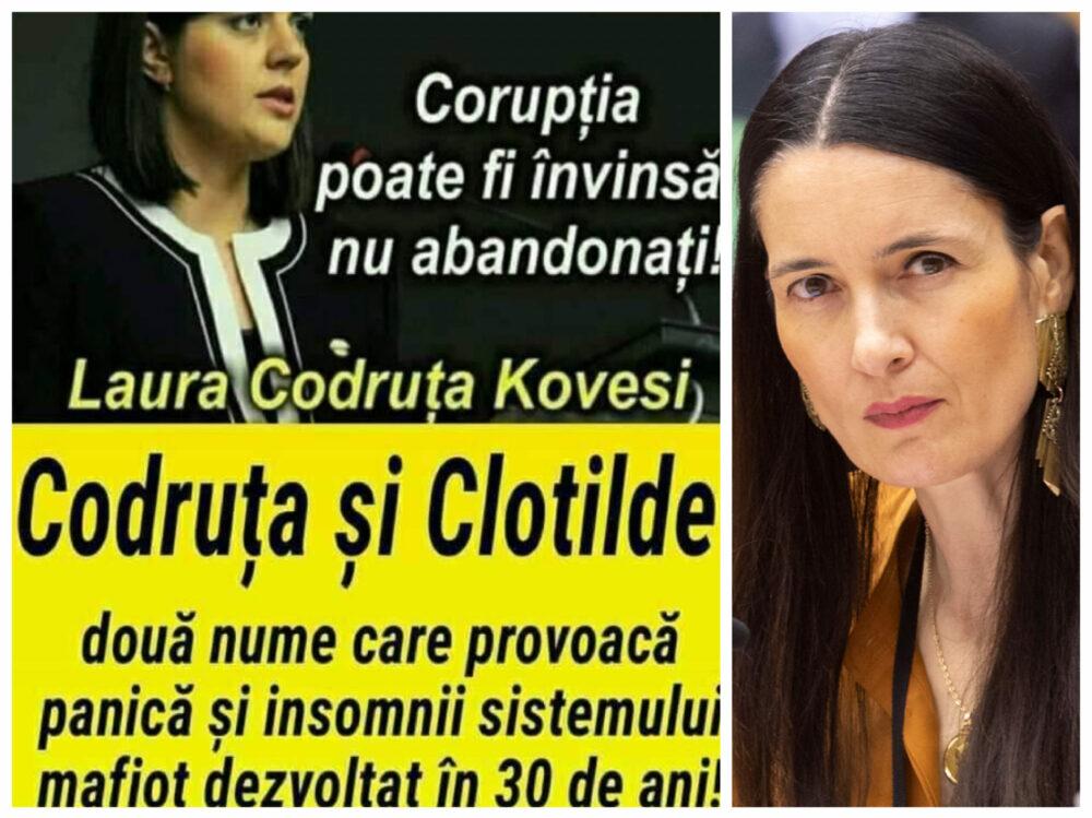 """ANALIZĂ. """"Clotilde și Codruța"""" – visul României abandonate. Primăria Capitalei sau șefia USRPLUS, unde se va opri șefa de la Sectorul 1?"""