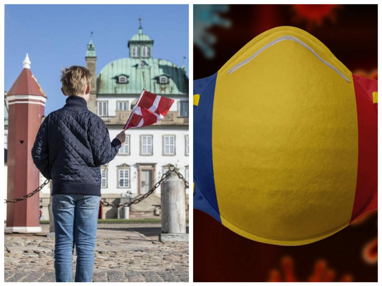 Danemarca sau un miracol numit România? Ce țară se poate lăuda acum că a răpus pandemia?