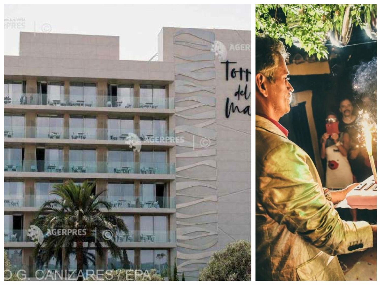 Doi tineri au murit după ce au căzut de la balconul camerei de hotel