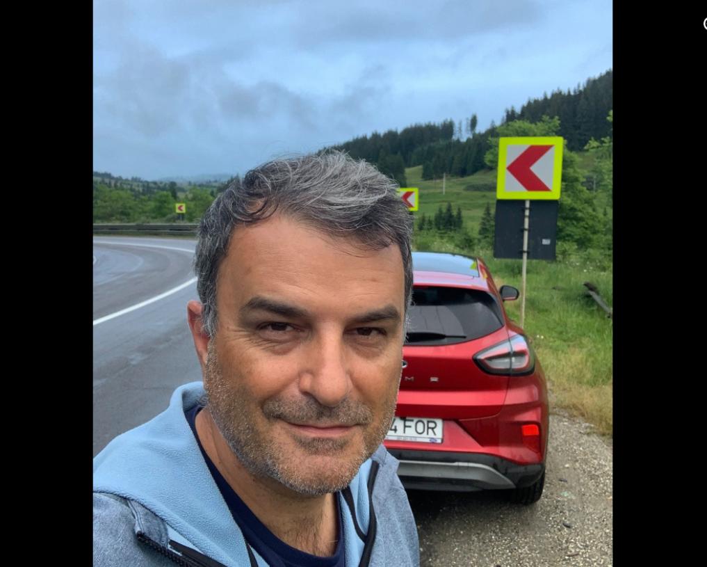 """Lucian Mîndruță: """"Poporul român nu poate trăi fără inamici. Mâine, îi veți găsi la Cascada Bigăr"""""""