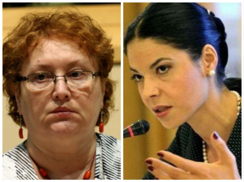 Ana Bichall face praf cumetria CCR-Renate Weber: e atac la Constituția României!