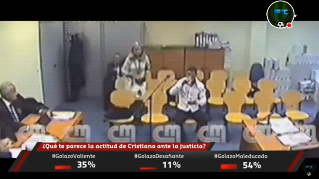 VIDEO. Momentul când Ronaldo este surprins consumând Coca Cola!