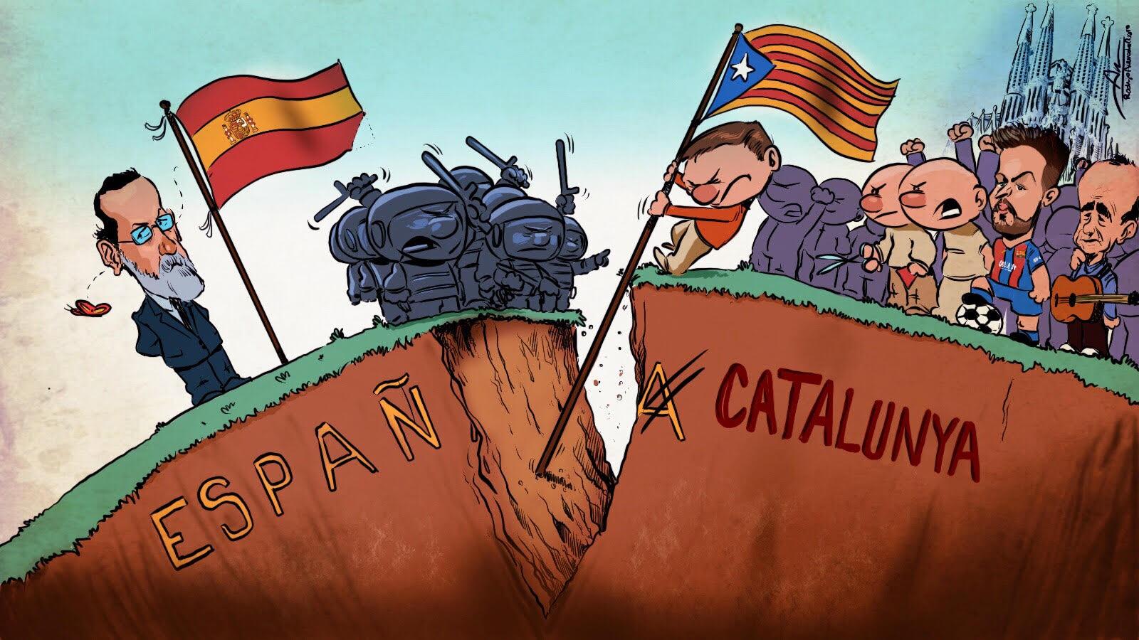 """Noul """"Don Quijote"""" și totul despre ruptura Spania-Catalunya. Istorie, criză, pușcărie, populism, bani pierduți și de la capăt"""