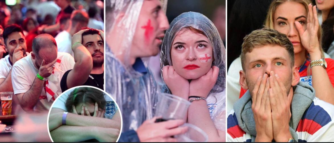 BREXIT și la fotbal. Italia e forța Europei, Anglia se pregătește să-și rateze viitorul pe mâna trecutului