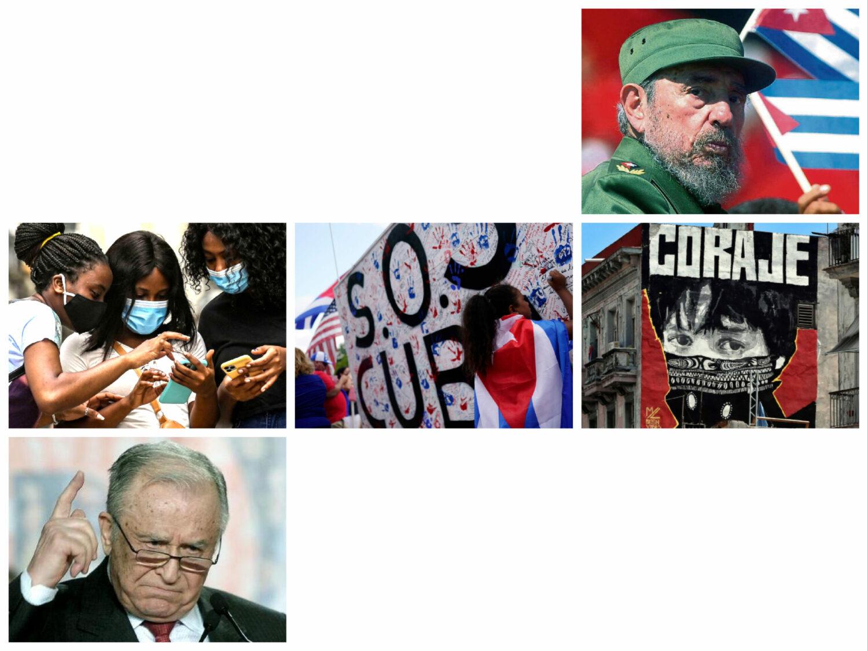 """#SOSCuba a cucerit lumea. Fidel Castro n-a pregătit dictatura și pentru epoca """"like"""", dar urmașii săi au învățat lecția lui Ion Iliescu"""