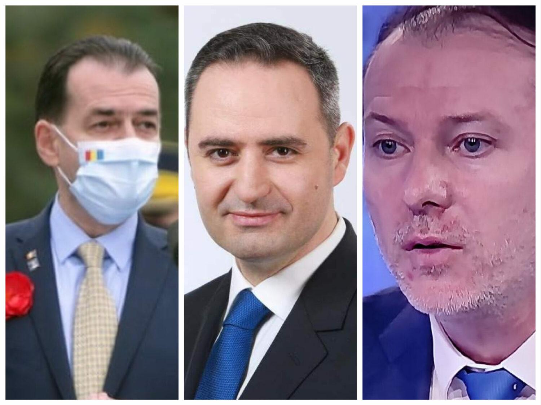 """De ce l-a """"ras"""" Cîțu pe Nazare. O nouă lovitură sub centură încasată de PNL Orban"""