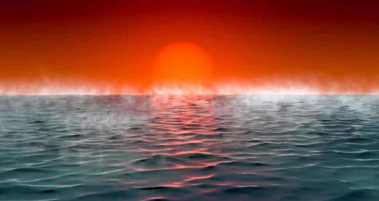 """Am căutat viață unde nu trebuia. """"Hycean"""", noul Pământ. Are oceane mari și zone locuibile mai mari decât pe Terra"""