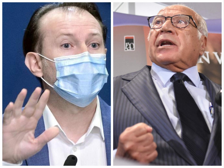 """De ce i-a luat Dan Voiculescu apărarea lui Florin Cîțu și ce ne spune  poziția fondatorului """"Antenelor"""" - VoxPublica"""