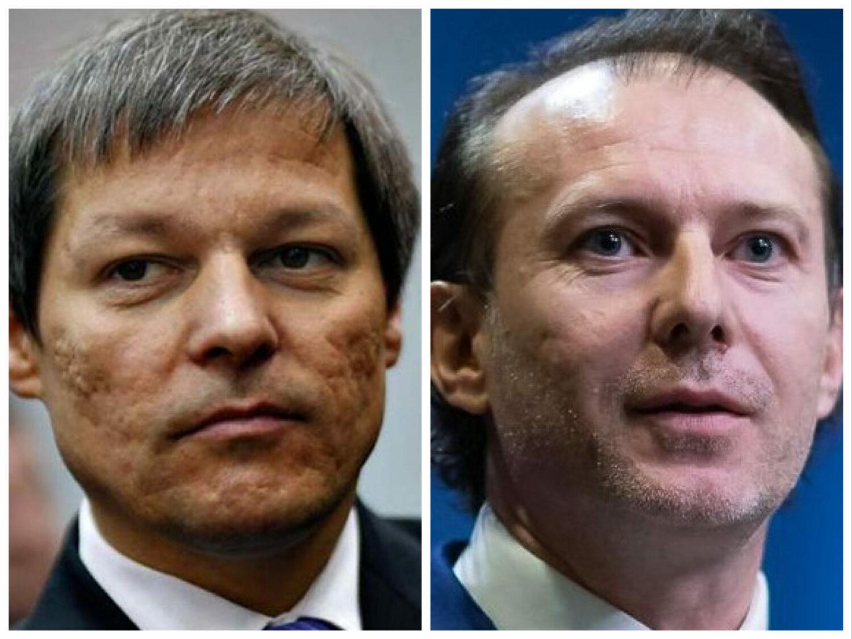 """Cioloș: """"Plecăm din Guvern"""". Răspunsul lui Florin Cîțu întinde coarda coaliției"""