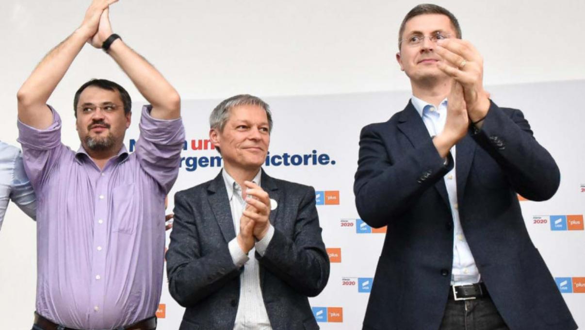 """Cioloș (PLUS) îl pune la punct pe Ghinea, omul lui Barna (USR): """"Nu vreau combinații și pomeni pentru prieteni"""""""
