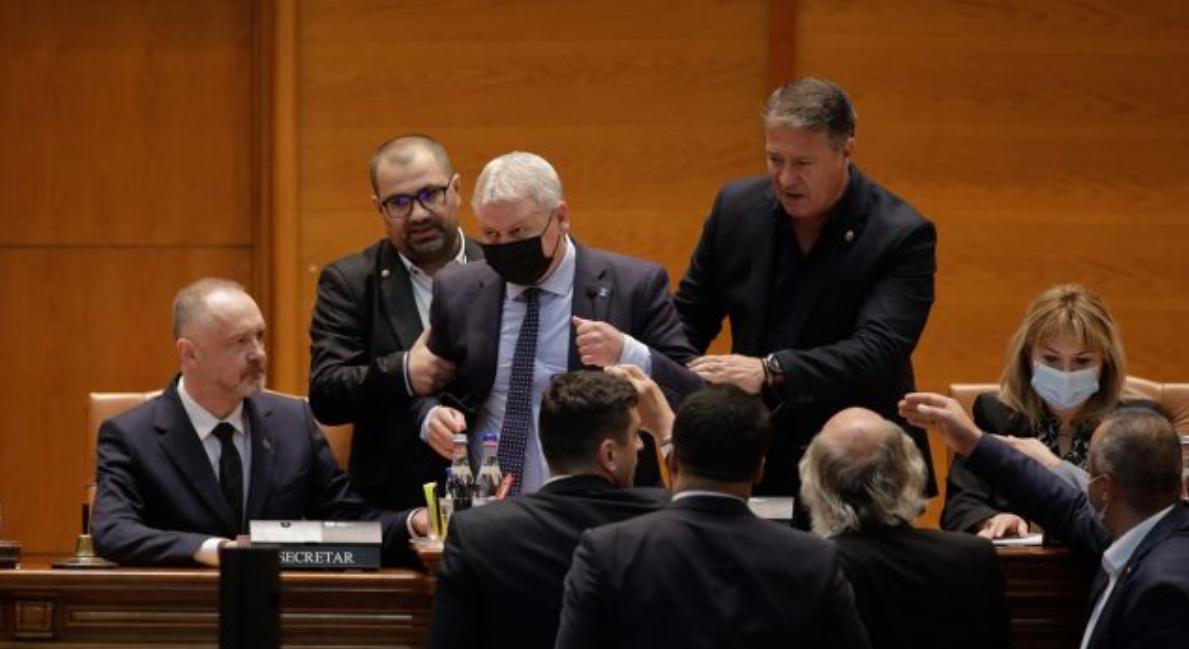 Demonstrația juridică a faptului că Florin Roman, și nu Anca Dragu, trebuia să conducă ședința Parlamentului din 9 septembrie