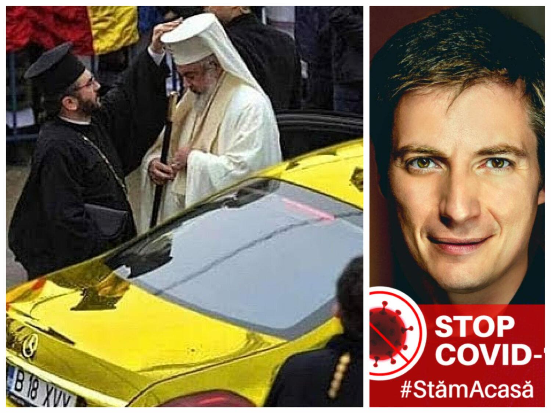 """Andrei Caramitru dezvăluie trecutul antiromânesc al Bisericii Ortodoxe. """"Lista marilor albi e cumplită!"""""""