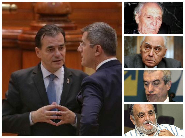 """După Câmpeanu, Patriciu, Cerveni și Tăriceanu, încearcă acum și Orban să rupă o """"așchie"""" din PNL"""